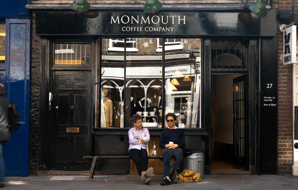 monmouth coffee guide to borough market
