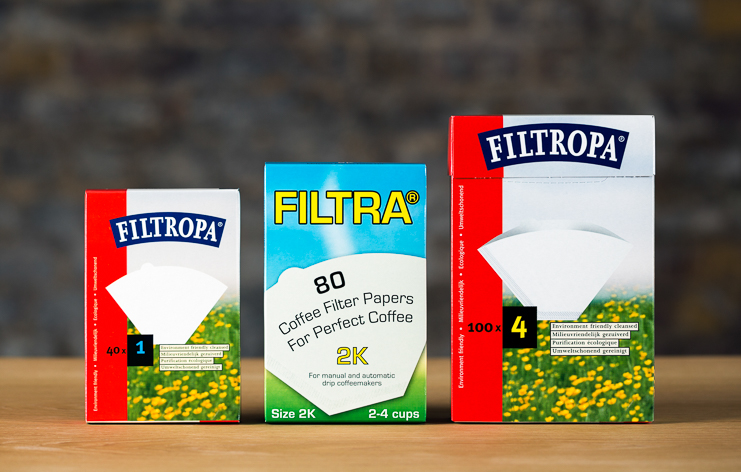 Filter Papers Monmouth Coffee Company
